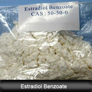 High Purity Female Hormone Powder Estradiol Benzoate (50-50-0)