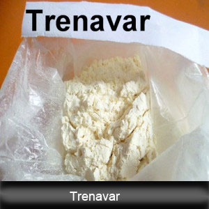 Prohormone Steroids Anabolic Powder Trendione Trenavar for Muscle Building