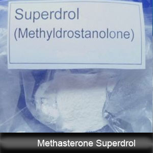 Oral Anabolic Steroid Powder CAS 3381-88-2 Methasterone Superdrol for Bodybuilding