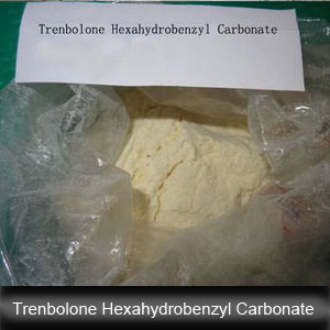 Bulking Steroids Trenbolone Hexahydrobenzyl Carbonate 50mg/Ml CAS 23454-33-3