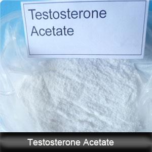 99% Steroid Hormone Testosterone Acetate CAS 1045-69-8