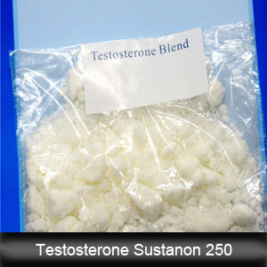 Raw Powders/Semi-Finished Oil Testosterone Sustanon 250 with High Purity