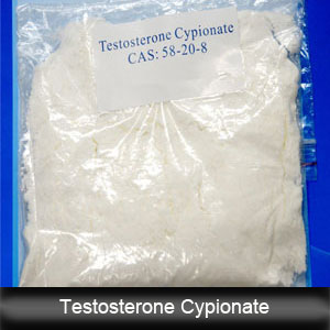 Effective Anabolic Steroid Testosterone Cypionate (CAS: 58-20-8) for Muscle Building