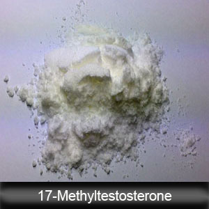 Top Quality Hormone Powder 17-Methyltestosterone 58-18-4
