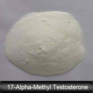 CAS 58-18-4 Steroid Powder 17-Alpha-Methyl Testosterone for MuscleBuilding
