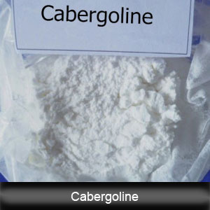 Pharmaceutical Raw Materials Cabergoline Used to Parkinson's Disease CAS: 81409-90-7