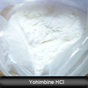 99% High Quality Natural Sexual Performance Enhancer Yohimbine HCl