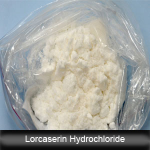 Weight Loss Steroids Lorcaserin Hydrochloride/ Lorcaserin HCl /Belviq Raw Powder