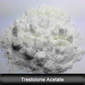 CAS: 6157-87-5 Trestolone Acetate Steroids Trestolone Powder Trestolone Acetate (MENT)