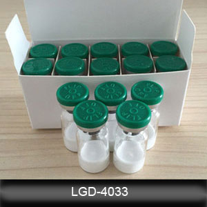 Ligandrol 1165910-22-4 Sarms Lgd-4033 2mg/Vial for Musle Growth