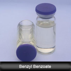 99% High Purity Insoluble Safe Healthy Organic Solvents Benzyl Benzoate 120-51-4