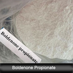 99% Min Raw Steroid Powder Boldenone Propionate for Bodybuilding
