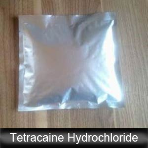 99% Min Best Chinese Tetracaine Hydrochloride Powder Tetracaine HCl