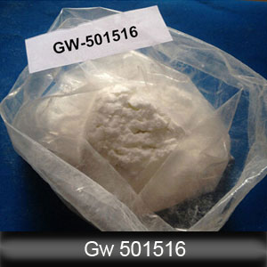 99.9% Purity Steroids Gw501516 GSK-516 Endurobol 317318-70-0