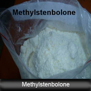 99.5% Raw Hormone Powder Methylstenbolone / Methyl Stenbolone 5197-58-0