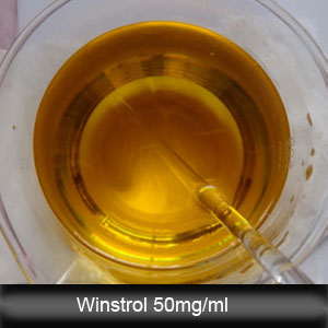 Winstrol 50mg/ml